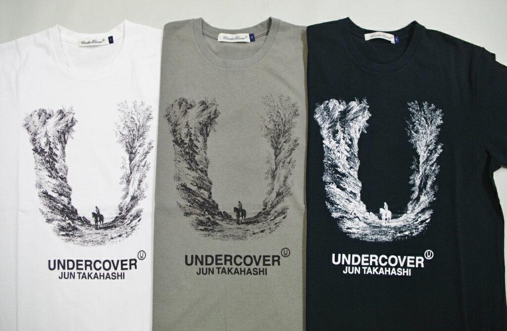 UNDERCOVERアンダーカバー2017新作 TEE SCENERY U Tシャツ