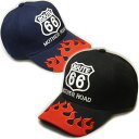 MOTHER ROADROUTE 66 CAP #16ルート66 キャップ #16