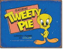 2179Tweety Pieアメリカン雑貨 ブリキ看板Tin Sign ティンサイン3枚以上で送料無料!