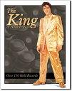 0879Elvis Gold Rame Suitエルビスプレスリー キングアメリカン雑貨 ブリキ看板Tin Sign ティンサイン3枚以上で送料無料!