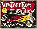 1324Schonberg Vintage Rodsヴィンテージ ホッドロッドアメリカン雑貨 ブリキ看板Tin Sign ティンサイン3枚以上で送料無料!