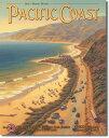1571EricksonPacific Coastエリクソン パシフィックコーストアメリカン雑貨 ブリキ看板Tin Sign ティンサイン3枚以上で送料無料!