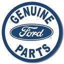 0791Ford GENUINE PARTS フォードアメリカン雑貨 ブリキ看板Tin Sign ティンサイン3枚以上で送料無料!