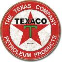1926TEXACO The Texas Companyテキサコ ガソリン モーターオイルアメリカン雑貨 ブリキ看板Tin Sign ティンサイン3枚以上で送料無…