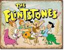 1853Flintstones Family Retroレトロアメリカン雑貨 ブリキ看板Tin Sign ティンサイン3枚以上で送料無料!