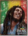 2116Bob Marley - Mosaic アメリカン雑貨 ブリキ看板Tin Sign ティンサイン3枚以上で送料無料!