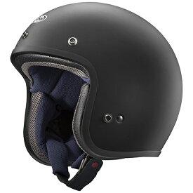 【ヘルメット】 ARAI CLASSIC MOD ラバーブラック RUBBER BLACK つや消し 61-62cm アライ クラシック・モッド オープンフェイス
