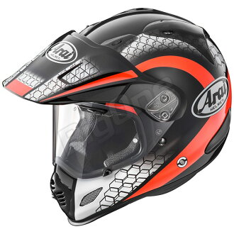 ARAI TOUR-CROSS3 MESH red RED red 55-56 cm Arai off-road tour cross 3 mesh