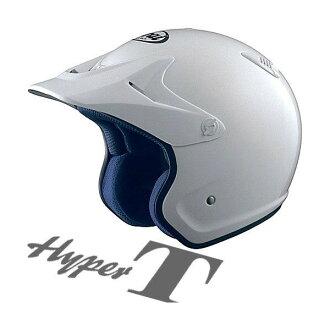 ARAI HYPER-T흰색57-58 (M사이즈) 하이퍼 T오프 로드 헬멧