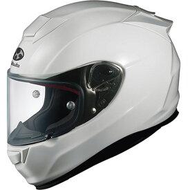 【ヘルメット】OGK RT-33 ホワイト 白 WHITE Mサイズ アールティー33 オージーケー カブト
