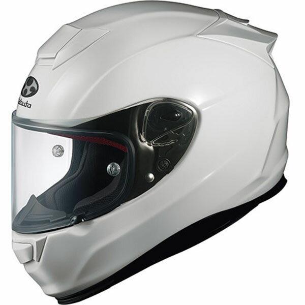 【ヘルメット】OGK RT-33 ホワイト 白 WHITE Lサイズ アールティー33 オージーケー カブト
