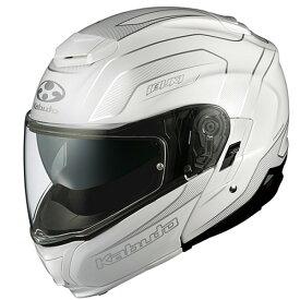 【ヘルメット】 OGK IBUKI ENVOY PEARLWHITE パールホワイト Sサイズ オージーケー カブト イブキ エンヴォイ システムヘルメット