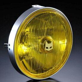 マーシャル 【汎用ヘッドライト】889ドライビングランプ 180Φ汎用ライトユニット イエローレンズ