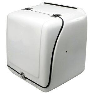 バイク リアボックス XLサイズ 大容量・軽量 デリバリーボックス 宅配 BOX ジャイロ ジャイロUP ジャイロキャノピー ジャイロX ズーマー ZOOMER ギア GIA ギアC ベンリィ GIA C CT110 カブ
