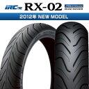【タイヤ】IRC RX-02 タイヤ前後セット 110/80-17 TL 150/70-18 TL ZRX ZRX2 ZRXII ZRX400