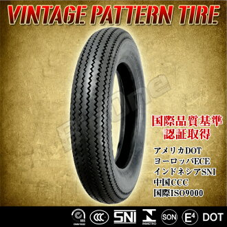 Tube type 130/90-16 considerable 130-90-16 equivalency common throughout vintage pattern tire 5.00-16 71P WT TT front and back