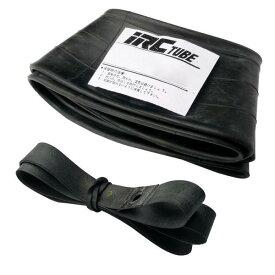 【9/25限定★全品P5倍】IRC タイヤ チューブ リムバンド セット 2.25-17 2.50-17 60/100-17 70/90-17 TR-4 4サイクル バーディー50 FB50 2サイクル FR50 RC50 リムテープ