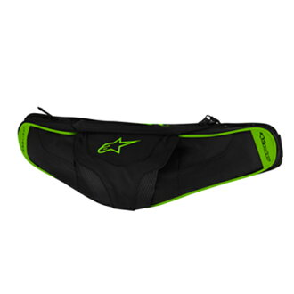 KANGA BAG Black / Black / anthracite BLACK/GREEN/ANTHRACITE black / green / anthracite color Alpinestars