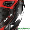 XPN018 XP 3S 赛车靴黑/红黑 / 红黑 / 红 25.0 厘米 (40) Expedia 赛车启动鞋鞋