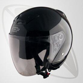 【SG規格認定】【全排気量OK】【XXLサイズ】ジェット型ヘルメット マッドブラック(bxx-505)ジェットヘル 【サイズ 62~64cm】