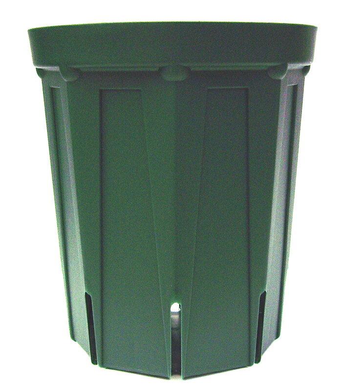 スリット鉢 CSM-240L(ロングタイプ) 8号 24cm バラ・クリスマスローズに最適 プランター 植木鉢特有の悩みを解消!!=大地のような根張りを実現=とんでもないポット 園芸 ガーデニング