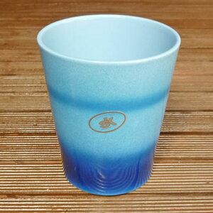 【残り僅か】☆在庫処分☆ ドイツ製 鉢カバー メリーナ(サマー) ブルー 14cm 4号鉢用 ハイドロカルチャー(水耕栽培)に最適な植木鉢(容器) おしゃれ 陶器鉢 SOENDGEN KERAMIK社製インテリア