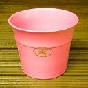 鉢カバー ドイツ オリンポス ローズ 14cm 4号鉢用 ハイドロカルチャー(水耕栽培)に最適な植木鉢(容器) おしゃれ …