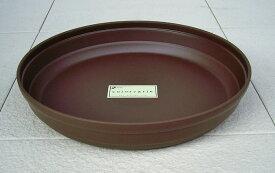 【リッチェル】 カラーバリエ 受皿 Cブラウン 8号 受け皿 鉢皿 シンプルなスタイルの可愛らしいプラスチック受皿です。 プラスティック 植木鉢 プランター 園芸 ガーデニング