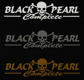 BLACK-PEARL〜complete〜ロゴステッカー小