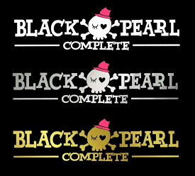 BLACK-PEARL〜complete〜キャラVerロゴステッカー大