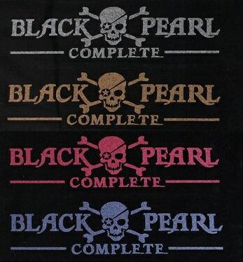 BLACK-PEARL〜complete〜2013Verkirakiraロゴステッカー中