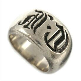 クロムハーツ CHシールスタンプリング 約13.5号 SV925 シルバー 指輪 ジュエリー アクセサリー CHROME HEARTS【中古】【送料無料】