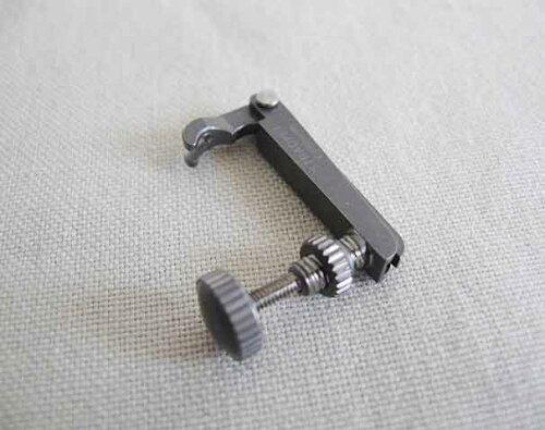 新素材を採用!STRADPET・ストラドペット/バイオリンガット用(幅広・ボールタイプ)アジャスターチタニウム製titaniumfinetuner2.0ver