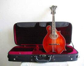 送料無料・ハードケース付!Eastman Guitars イーストマンギターズ / MD-504 ( Oval-Hole ) A-Style models フラットマンドリン【smtb-tk】