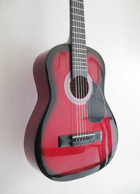 決算在庫処分品! Sepia Crue セピアクルー W50/RDS レッドサンバースト アコースティックミニギター【smtb-tk】