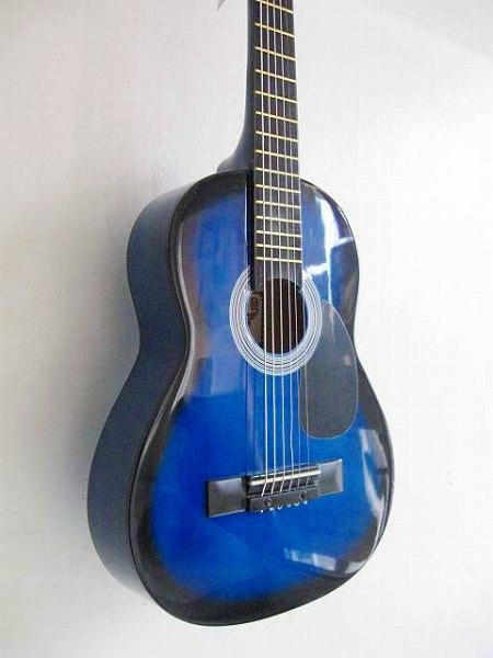 決算在庫処分品!Sepia Crue セピアクルー W50/BLS ブルーサンバースト アコースティックミニギター【smtb-tk】
