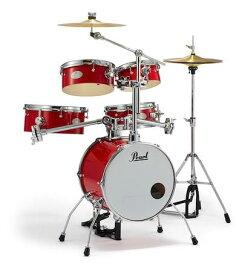 "PEARL パール / Rhythm Traveler ""Version.3S"" RT-645N/C #94 キャンディアップル ドラムSET【smtb-tk】"