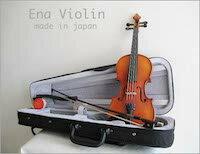 【 送料無料!】純国内生産・初心者バイオリンSet!Ena Violin 恵那バイオリン / No.10・4/4サイズ 【smtb-tk】