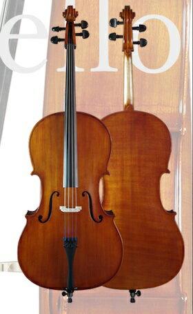 【 送料無料!】純国内生産・初心者の方にもオススメ!Ena Violin 恵那バイオリン / Cello Set No.103S アウトフィットチェロセット【smtb-tk】