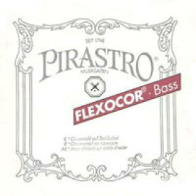 ★ Pirastro ピラストロ / FLEXOCOR フレクソコア ソロチューニング(コントラバス弦 AEHFis4セット)【smtb-tk】