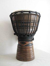 ★ TOCA トカ / Origins Wood Djembes African Mask Finish TODJ-8AM ジャンベ 8インチ 【smtb-tk】