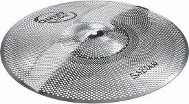 【ドラム練習グッズ】 SABIAN・セイビアン / SAB-QTQC2012 QUIET TONE 20インチ ライドシンバル 練習用静音ドラムシンバル