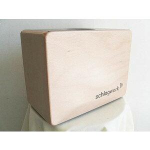 コンパクトサイズ・カホン!Schlagwerk Percussion ・ SR-DC300(カホニート)