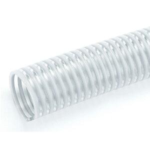カクイチ サクションホース インダスGM2 内径32mm×外径37.2mm×20M巻 透明 吸水 排水 ホース 農業 レクモ ボクらの農業EC