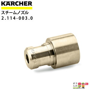 ケルヒャー スチームノズル サイズ055 2.114-003.0 ノズルチップ型40度