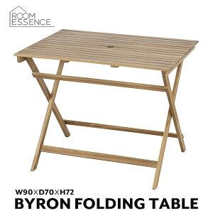 折りたたみテーブル 幅90cm ガーデンテーブル テーブル 机 折り畳み 折畳み 持ち運び コンパクト キャンプ アウトドア 机 デザイン ガーデニング おしゃれ シンプル NX-903