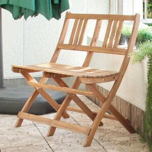 ベンチ 幅80cm 折りたたみベンチ ガーデンベンチ 椅子 いす チェアー チェア アカシア材 天然木 木製 折り畳み 折畳み 持ち運び 収納 ベランダ テラス ガーデン カフェ 庭 バルコニー NX-904