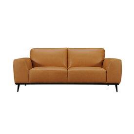 ソファ 幅200cm ソファー 椅子 本革 レザー ウィービングベルト 贅沢 座り心地 マスター WE-902