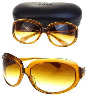 06HA227 with the beautiful article エポカ EPOCA sunglasses brown plastic case