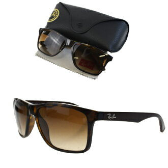 428fd2e1bf7c2 RB4234-F 07HA727 with the Ray-Ban Ray-Ban sunglasses brown plastic glasses  wiping case preservation box